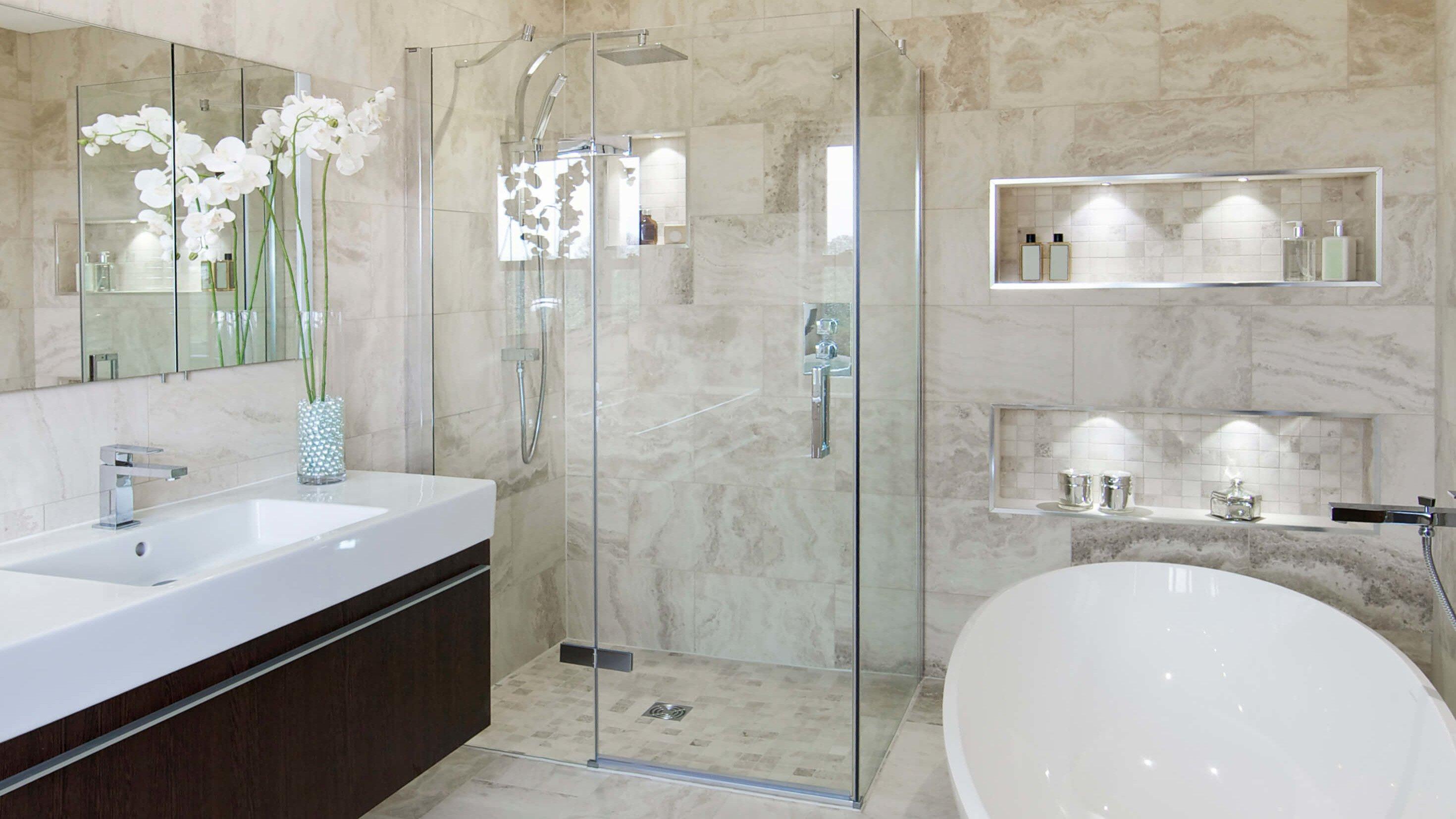 Bodengleiche Duschen setzen mehr als nur Akzente