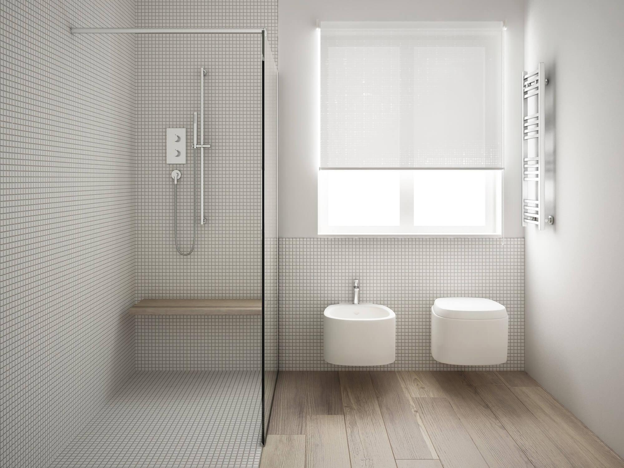 So Realisieren Sie Den Traum Von Einem Offenen Duschbereich