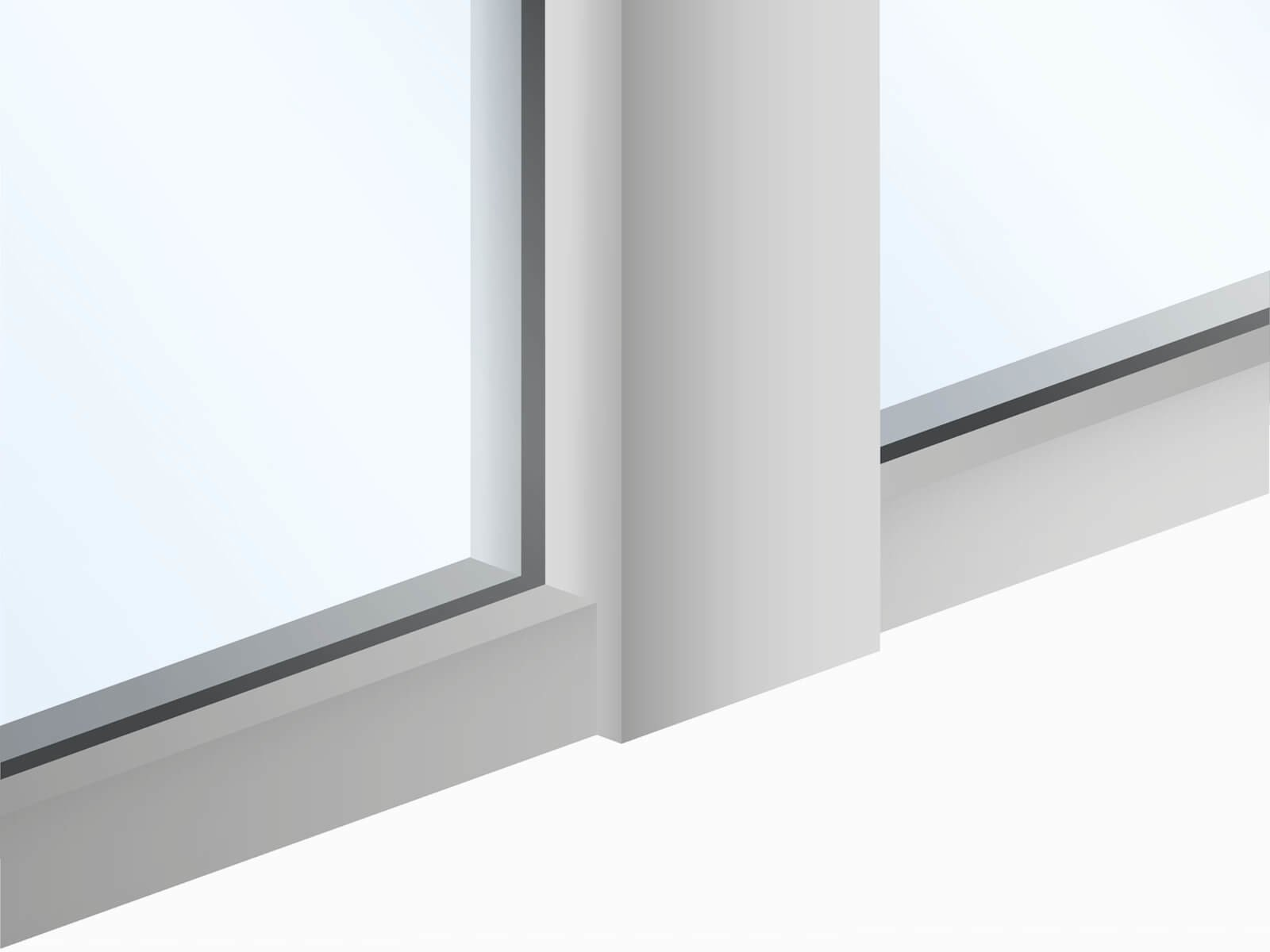 glastrennwand-slim-protect-gerade