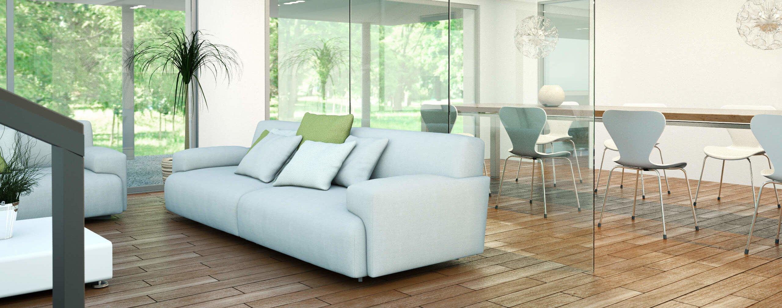 raumteiler-glas-zwischen-wohnbereich-und-esszimmer-1