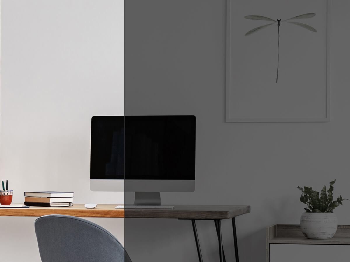 Trennwand-mit-Farbglas-Grau-2
