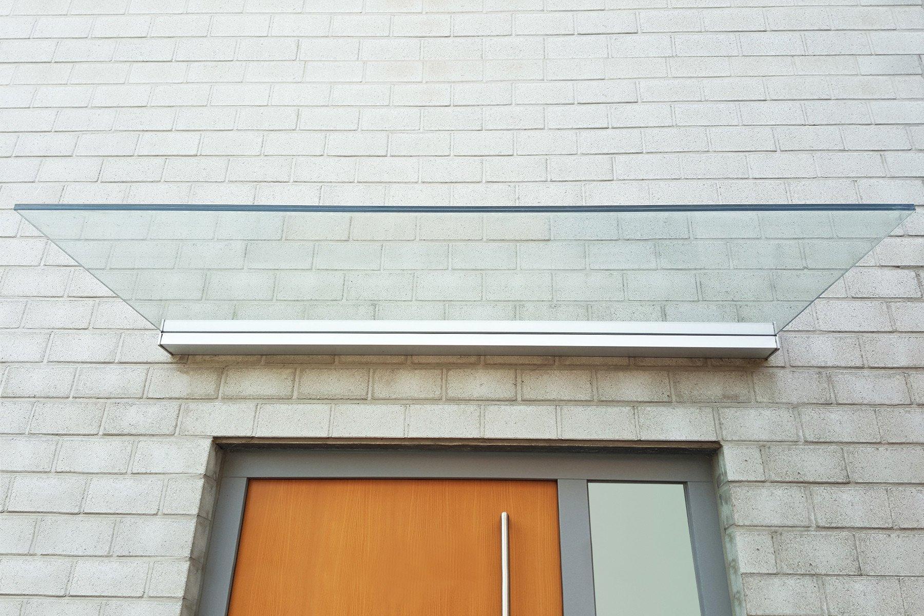 Vordach für die Haustür modern