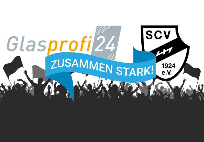Glasprofi24 sponsort jetzt den SC Verl