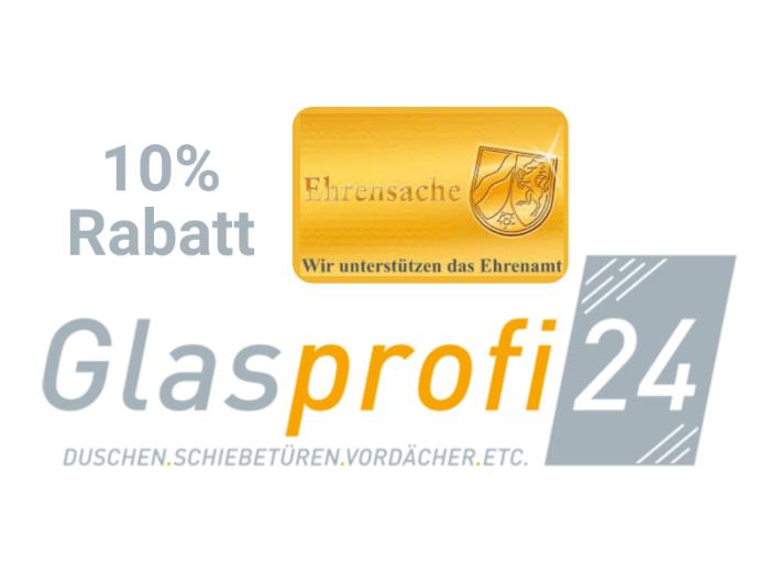 Glasprofi24 unterstützt die Ehrenamtskarten bundesweit
