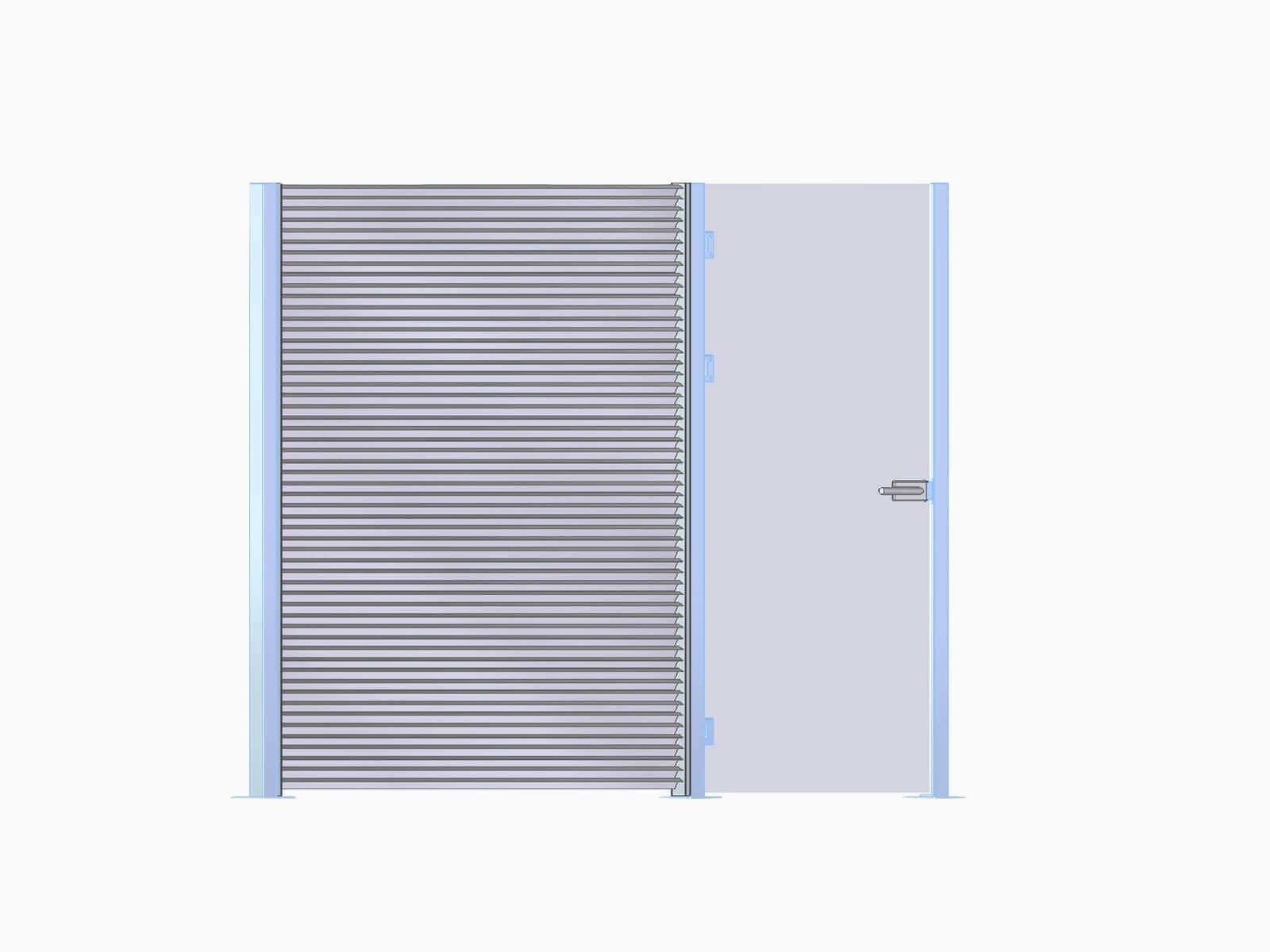 amellenzaun-porto-in-kombination-mit-glastuer-als-gartentuer-ideal-als-eingang-individuell-nach-mass